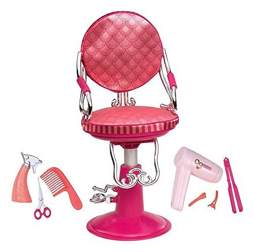 Our Generation Coral Salon Chair for 18