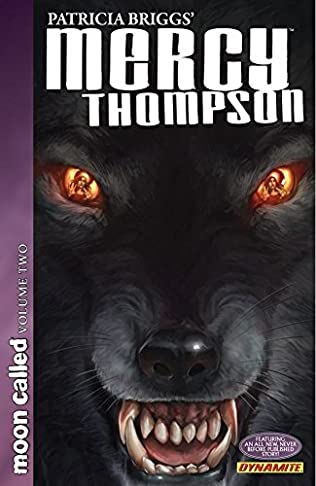 book cover of Patricia Briggs\' Mercy Thompson: Moon Called Volume 2