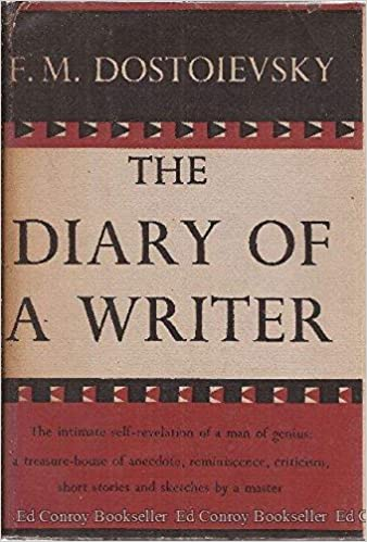 Book The Diary of a Writer