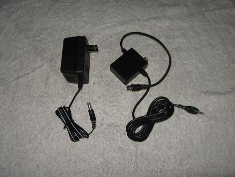 Turbo Grafx 16 AC Adapter + RF Switch