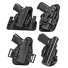 Alien Gear holsters ShapeShift Core Carry Pack Holster for a Glock 42 (Right Handed)