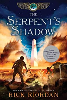 The Serpent's Shadow 1423142020 Book Cover
