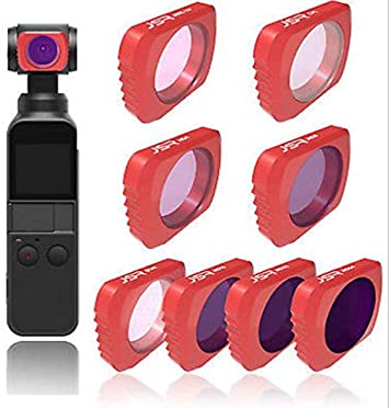 MRC UV//STAR//CPL//ND4////ND8//ND16//ND32//ND64 Camera Lens Filters for DJI OSMO Pocket
