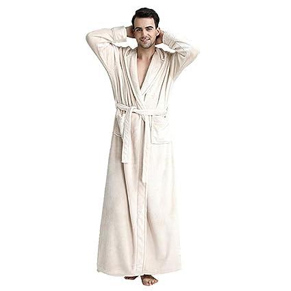 7936c81ee9 UHBGT Flannel Robe Bathrobes Pajamas