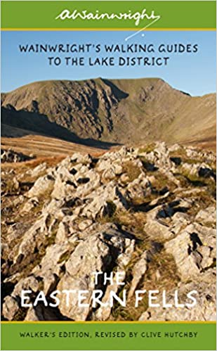 Book Wainwright's Illustrated Walking Guide to the Lake District Book 1: The Eastern Fells