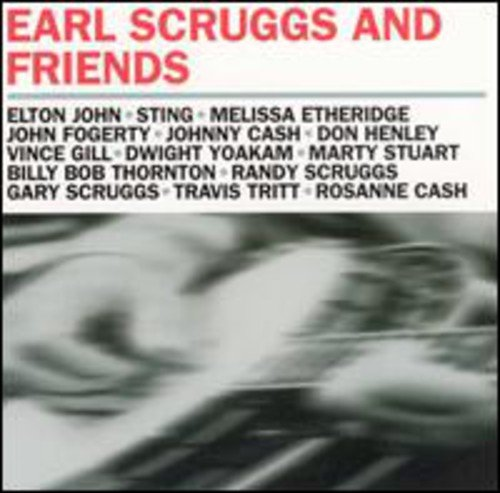 Earl Scruggs And Friends by CD