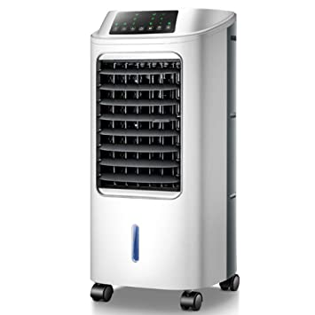 Mobiles Klimagerät Klimaanlage Luftkühler Befeuchter Ventilator Mit Wassertank