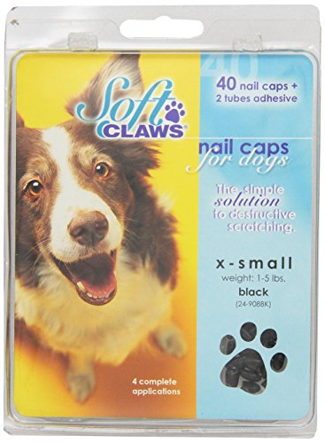 Canine Soft Claws Dog and Cat Nail Caps Take Home