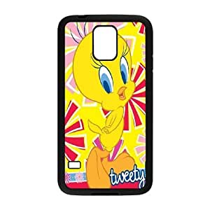 High quality Cute tweety bird,smart duck protective cover For Samsung Galaxy S5 TB-BIRD-S8051723