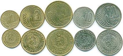 Thailand 1 Baht Coins Lot of 3 Pieces UNC