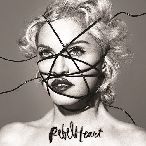 Original album cover of Rebel Heart [Deluxe Edition][Explicit] by Madonna
