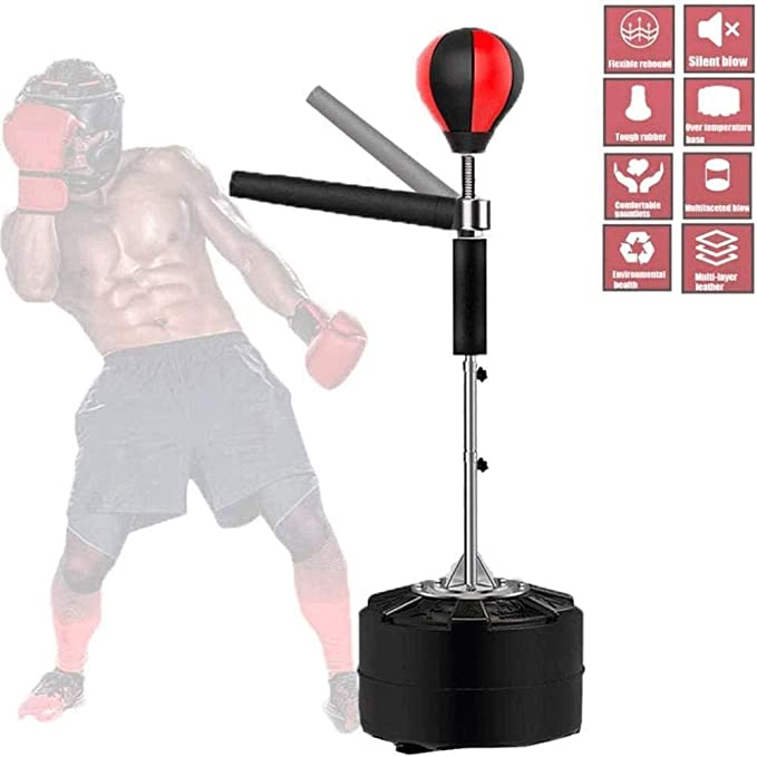 1Pair Boxing Training Stick Target Punching Speed Precision Ducking Grapple Foam