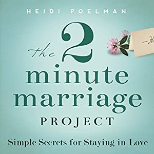 The Two-Minute Marriage Project Audiobook
