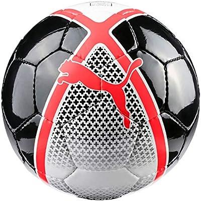 Puma Sala Trainer Ball, PUMA White de Red Blast de Puma Black, 4 ...