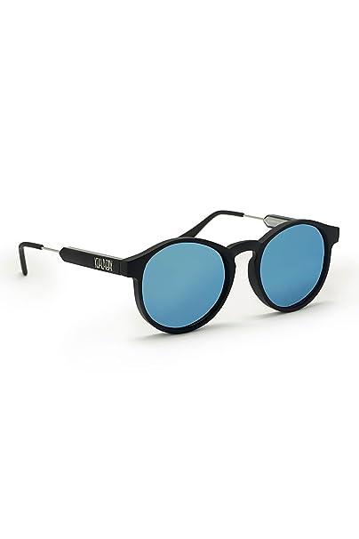 KOALA BAY - Gafas Polarizadas Clearwater Negro Azul Espejo Koala Bay