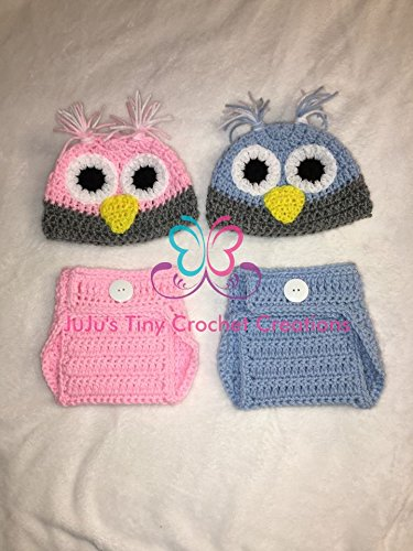 baby newborn infant owl outfit costume photo prop halloween costume baby shower gift