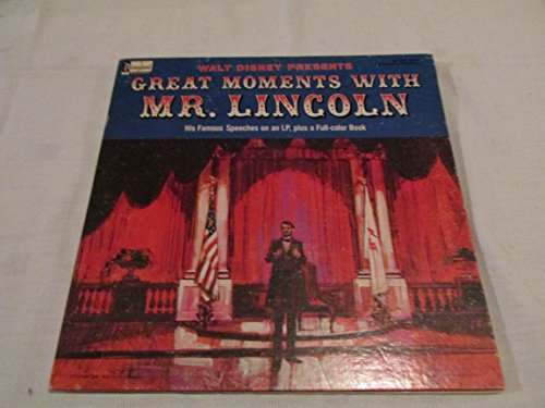 Price comparison product image Walt Disney Presents Great Moments With Mr. Lincoln