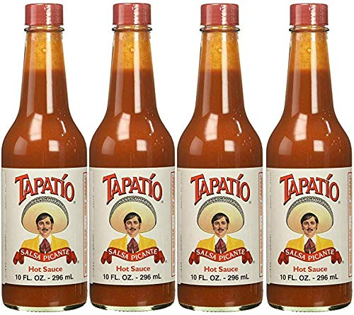 Amazon.com : Tapatio Hot Sauce (Salsa Picante) - 10 Fl Oz[pack of 6] : Grocery & Gourmet Food