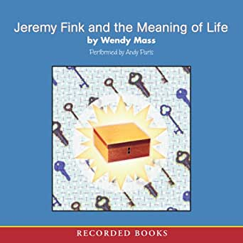 Amazon jeremy fink and the meaning of life audible audio amazon jeremy fink and the meaning of life audible audio edition wendy mass andy paris recorded books books fandeluxe Choice Image