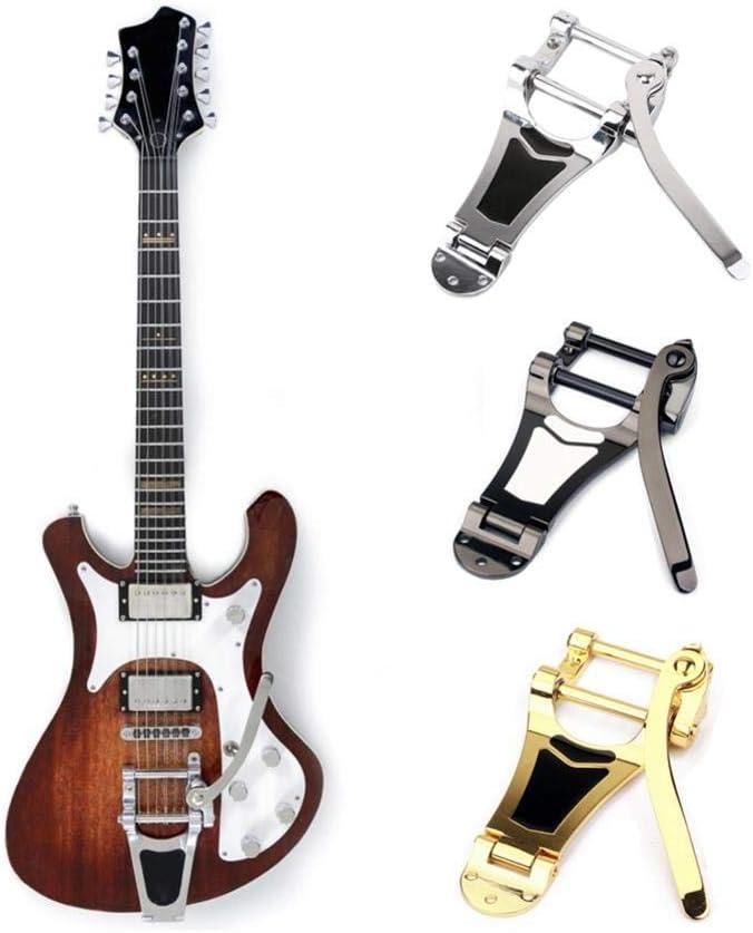 knowledgi 1 Pieza B7 Jazz Guitar Tremolo Vibrato Bridge Tailpiece ...