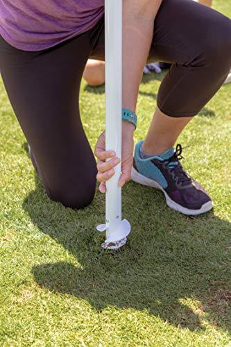 Sport-Brella Core Vented SPF 50 Upright Beach Umbrella 6-Foot