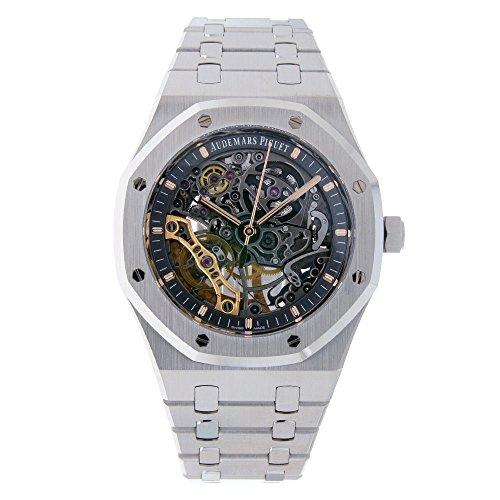 Audemars Piguet Royal Oak 41mm Double Balance Stainless Steel Watch 15407ST.OO.1220ST.01