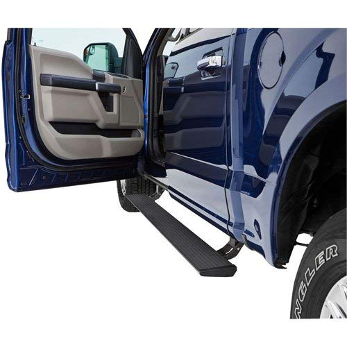 Bestop 75650-15 PowerBoard NX Retractable Running Board Set for 2015-2018 Ford F-150 Supercrew/Crew Cab; 2018 F-250/F-350/F-450 Crew Cab