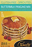 Pamela's Products Gluten Free Sprouted Pancake Mix, Buttermilk, 12 Ounce