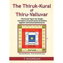 The Thiruk-Kural of Thiru-Valluvar