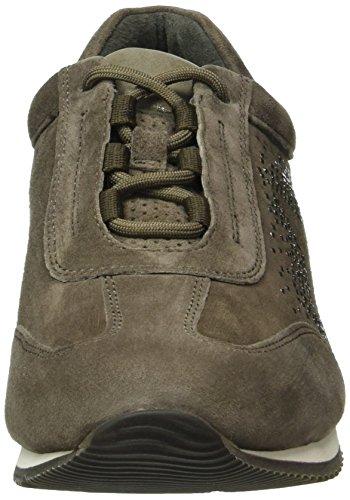 Gabor Shoes 56.347 Sneakers Da Donna Multicolore (fango / Galaxy 13)