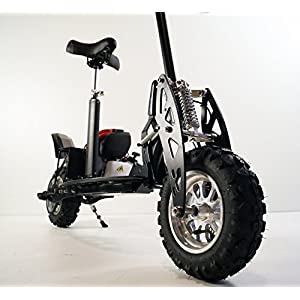 Scooter electric stylish, compact and practical. Recommendation of 15 years and above. New generation. House takes up little space. It is easy to fit in the car. Electric scooter new season 2017!