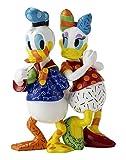 Enesco Disney by Britto Donald and Daisy (4055229)