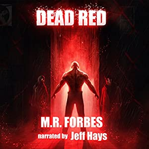 Dead Red Hörbuch