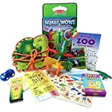 The Mini by Fun On The Fly - Travel Toy Activity Bag for Kids Ages 3 & Up