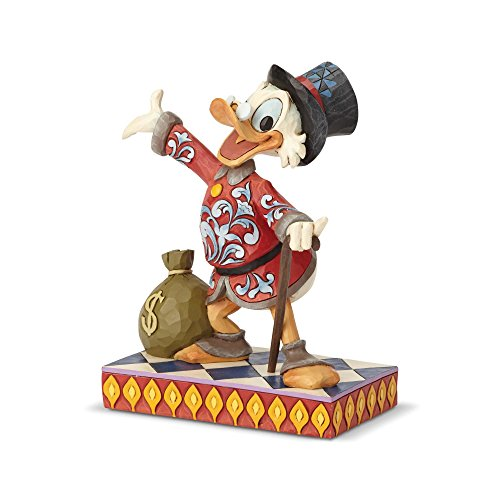 Enesco Disney Traditions Scrooge Duck - Shore Jim Duck Donald