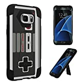 Galaxy S7 Edge Case, DuroCase ® Transforma Kickstand Bumper Case for Samsung Galaxy S7 Edge SM-G935 (Released in 2016) – (Game Controller) Review