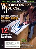 Woodworker's Journal, December 2005, Volume 29, Number 6
