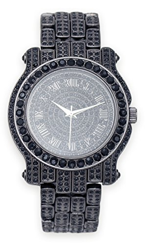 Mens Iced Out Watch - Watches Rolex Fake Men