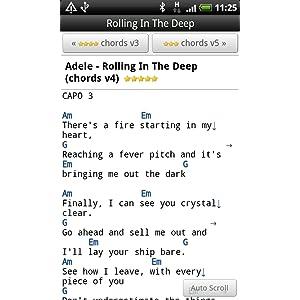 GuitarTapp tabs & chords: Amazon.es: Appstore para Android