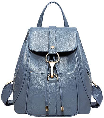 Pelle Borsa La Moda Reale Boyatu Donne Delle Zaini Blu blu Elegante Shoulder Per In Bag Signore Elegante Corsa I4HxEqwpx