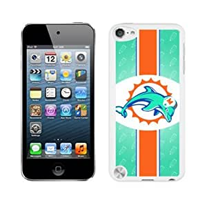 SevenArc NFL Miami Dolphins Ipod Touch 5th Generation Case Newest