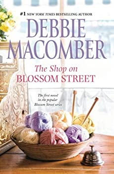 The Shop on Blossom Street 0778328821 Book Cover
