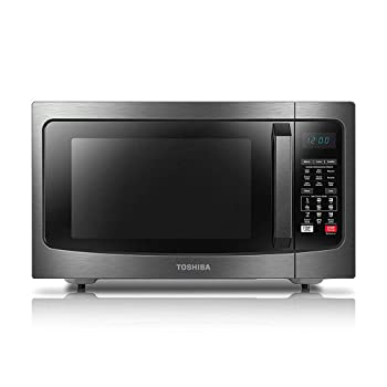 Toshiba EC042A5C-BS Microwave Oven with Convection