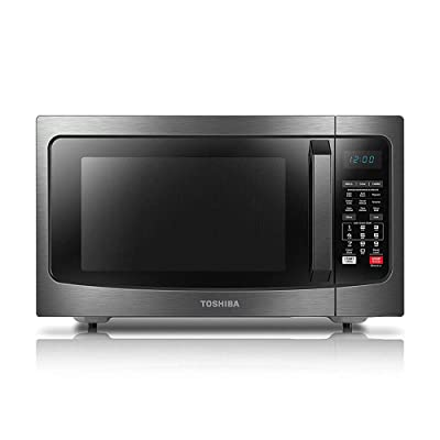 Toshiba EC042A5C-BS Microwave Oven with Convect...