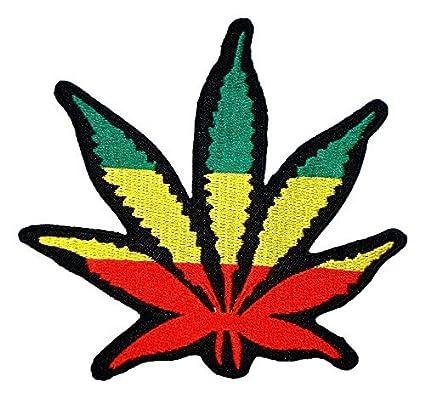 amazon com bob marley marijuana leaf t shirts logo mb39 applique rh amazon com bob marley cologne bob marley colors meaning