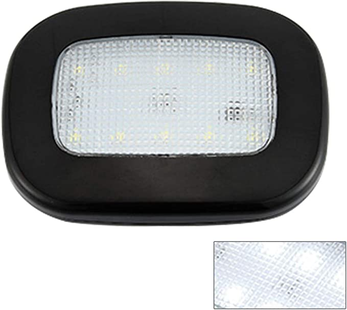 Auto Deckenleuchte Led Universal Dome Magnet Auto Decke Dach Lampe Usb Laden Zum Lesen Und Dekorieren White Light Schwarz Küche Haushalt
