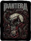 Pantera Snake Fleece Blanket