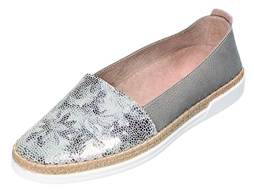 Fly Flot - Zapatos de cordones para mujer marrón taupe/komb. taupe/komb.