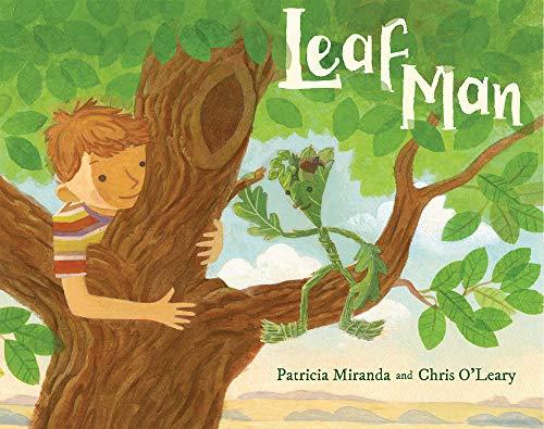 The Leaf Man by Albert Whitman & Company