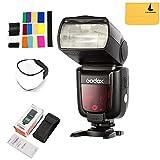 GODOX TT685F HSS 2.4G TTL GN60 Camera Flash Speedlite High-Speed Sync External TTL For Fujifilm Camera X-Pro2 X-T20 X-T1 X-T2 X-Pro1 X100F